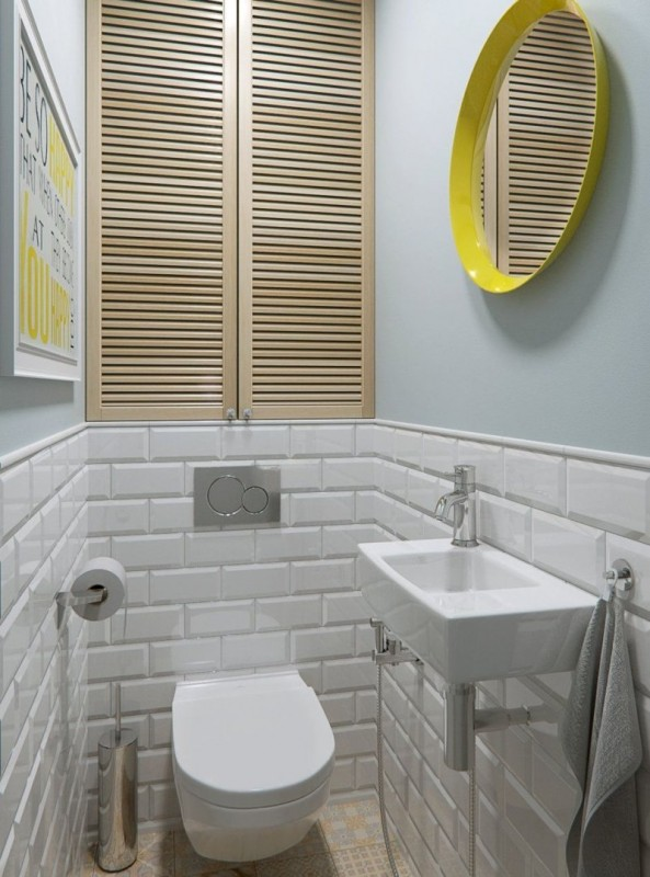 Latest Trends of the Toilet Designs 10