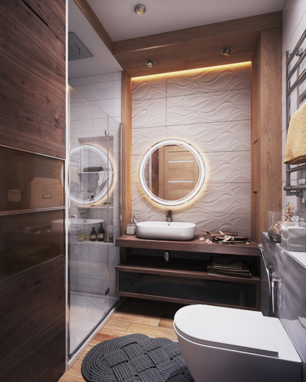 Latest Trends of the Toilet Designs 6