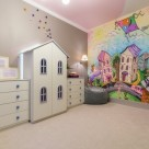 Stylish Kids' Room Decorating Idea