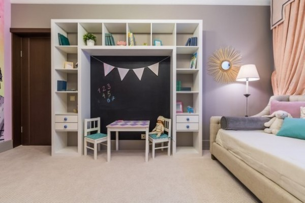 Stylish Kids Room Decorating Idea 7