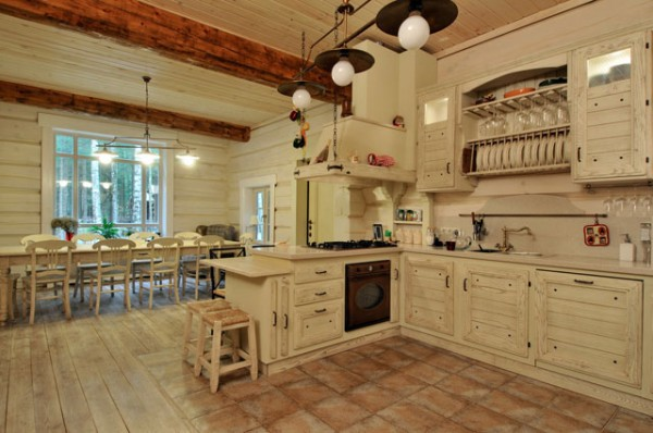 Chalet Kitchen Design Pictures 2