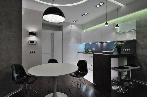 Modern Apartment Interior Design 3