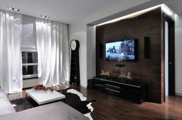 Modern Apartment Interior Design 5