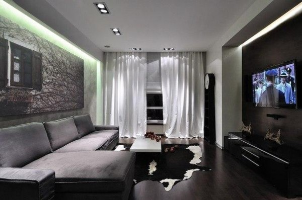 Modern Apartment Interior Design 6