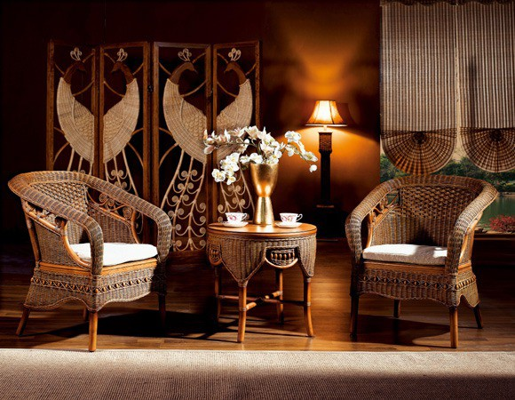 Modern Synthetic Rattan Furniture 5