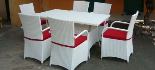 Modern Synthetic Rattan Furniture 6
