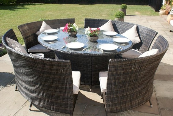 Modern Synthetic Rattan Furniture 8