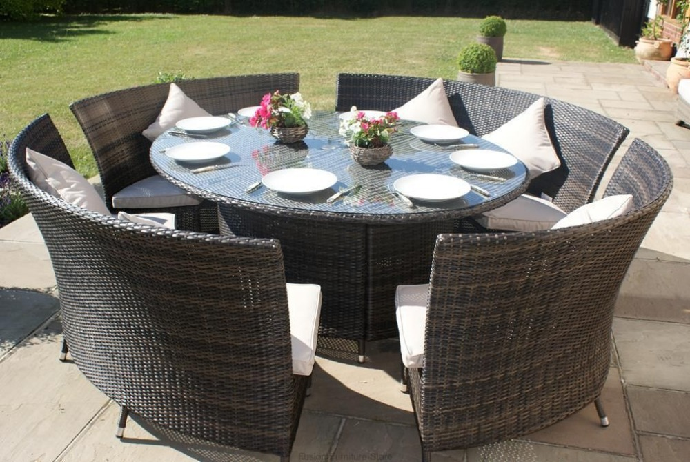 Modern Synthetic Rattan Furniture Modern Furniture Homeid
