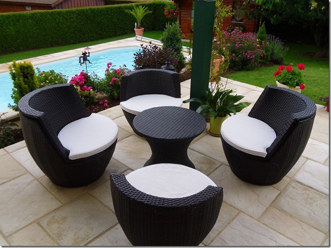 Modern Synthetic Rattan Furniture - Modern Furniture - HomeID