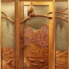 Wood Carved Doors