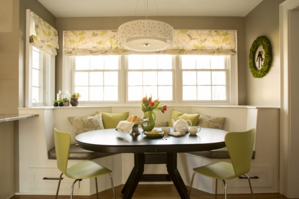 Living Dining Room Decorating Idea Photo 2