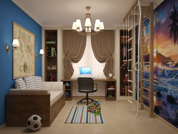Stylish Ways to Decorate Children's Room Photo 11