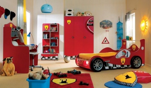 Stylish Ways to Decorate Children's Room Photo 13