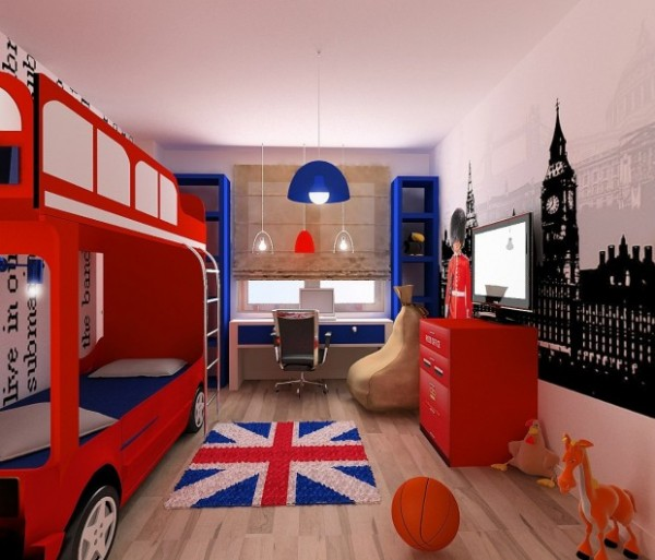 Stylish Ways to Decorate Children's Room Photo 2