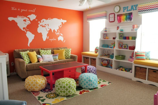 Stylish Ways to Decorate Children's Room Photo 5