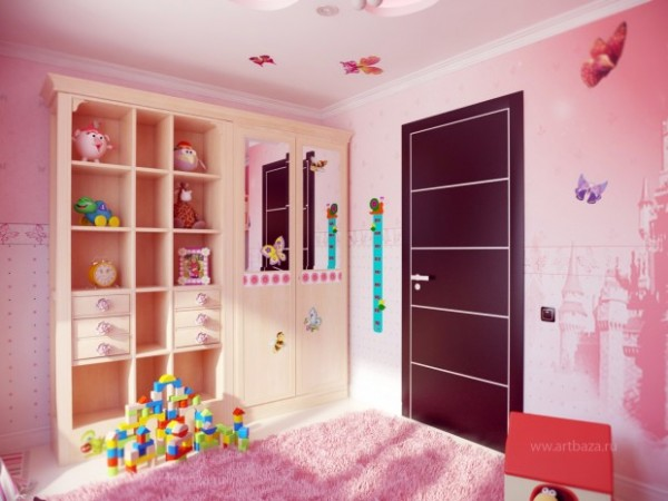 Stylish Ways to Decorate Children's Room Photo 7