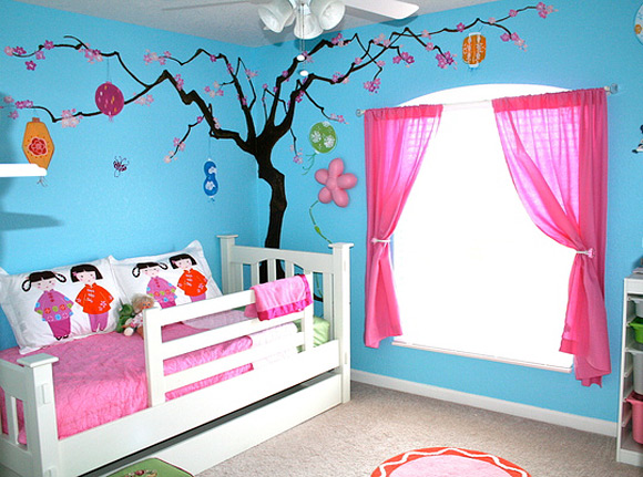 Stylish Ways to Decorate Children's Room Photo