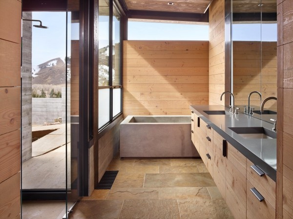 The Bigwood Residence Architecture in Idaho Mountains 9