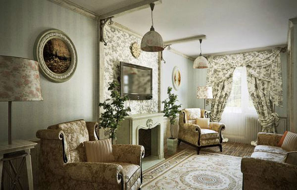 Interior Design Ideas in Provence Style Photo 7