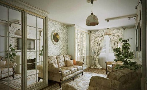 Interior Design Ideas in Provence Style Photo 8