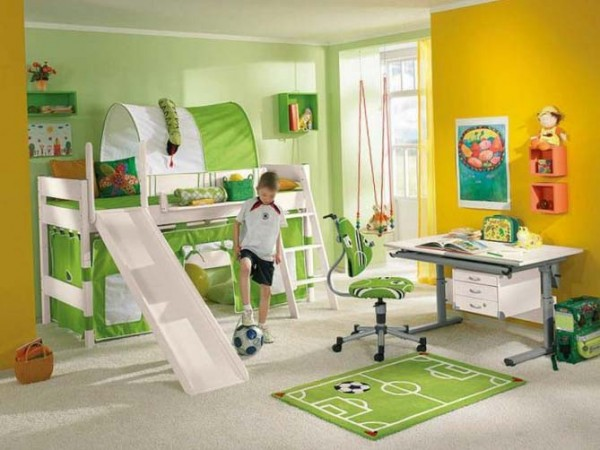 Kids Bedroom Designs Ideas Photo 4
