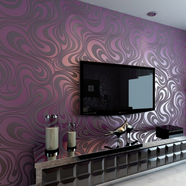 3D Wallpaper for Living Room 10