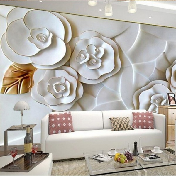3D Wallpaper for Living Room 12