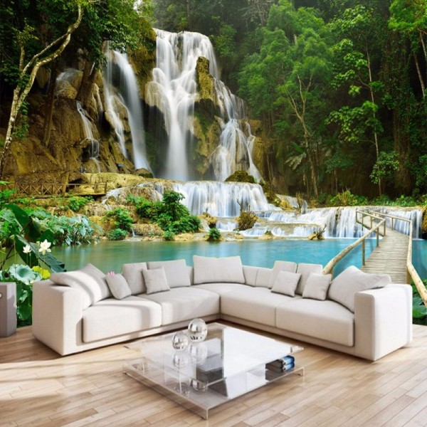 3D Wallpaper for Living Room 13