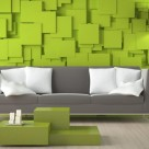 3D Wallpaper and 3D Wall Murals for Living Room