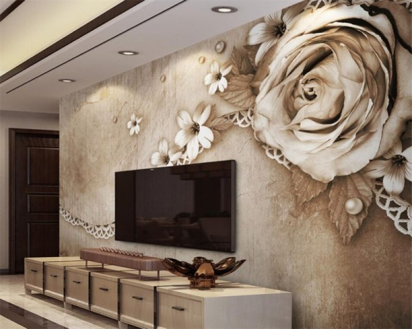 3D Wallpaper for Living Room 2