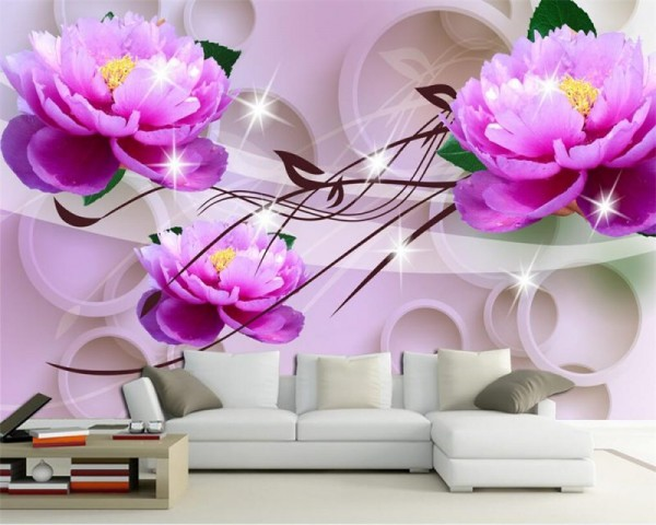 3D Wallpaper for Living Room 6