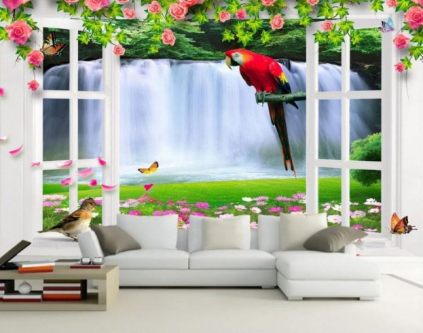 3D Wallpaper for Living Room 7