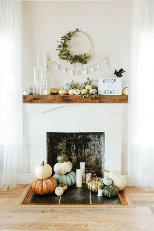 Stylish Halloween Decorating Idea 10