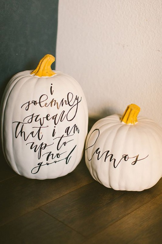 Stylish Halloween Decorating Idea 2
