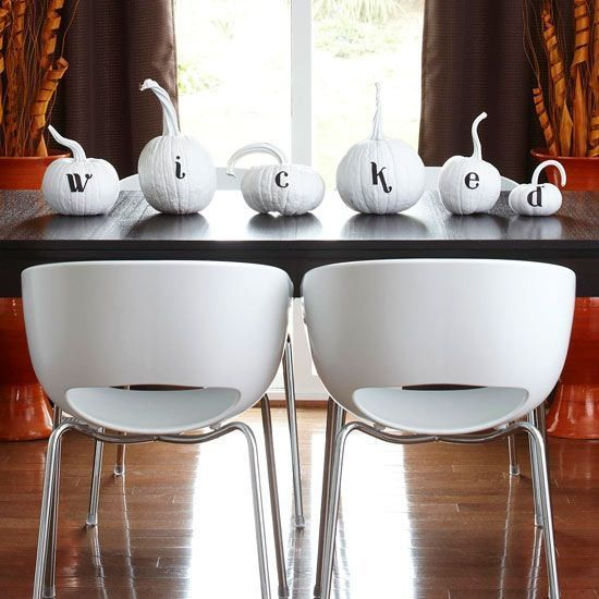 Stylish Halloween Decorating Idea 3