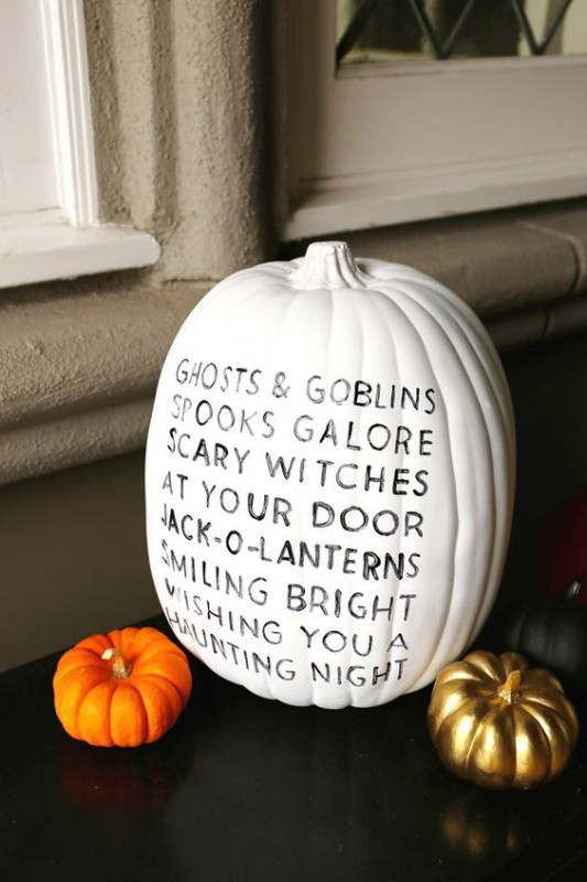 Stylish Halloween Decorating Idea 5