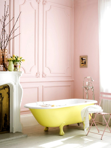 Vintage Bathroom Idea 15