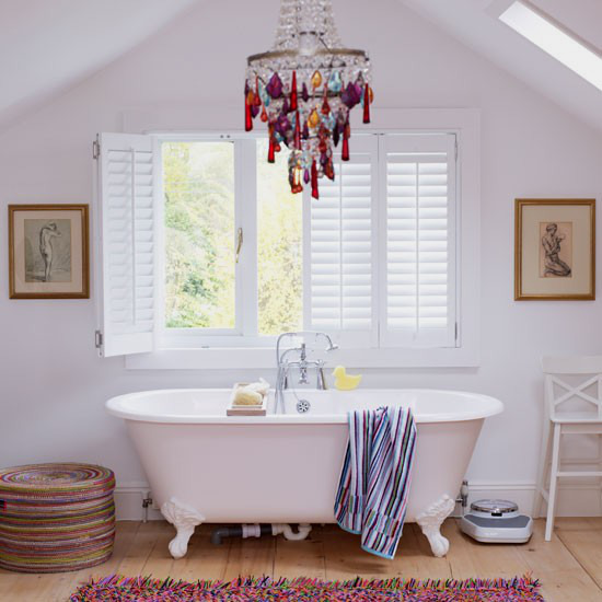 Vintage Bathroom Idea 6