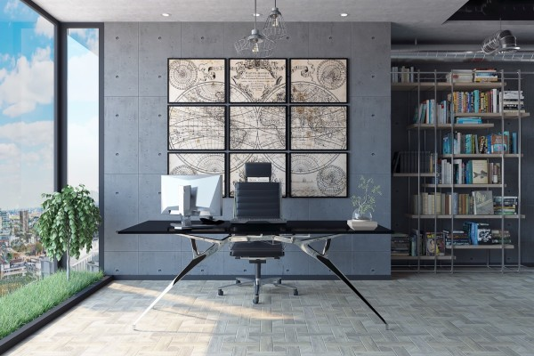 Design Idea For The Workplace At Home 8